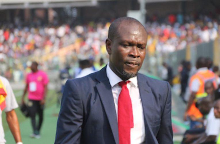 Coach C.K AKonnor