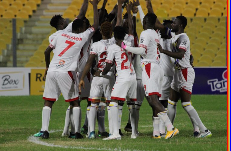 Match Preview – Aduana Stars play Hearts of Oak in Dormaa