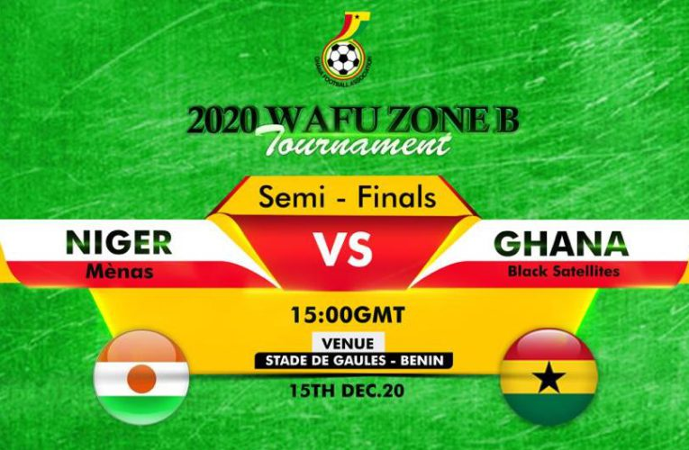 Black Satellites take on Niger for a chance to play in 2021 AFCON U-20  in Mauritania