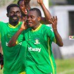 Aduana Stars winger, Samuel Bio
