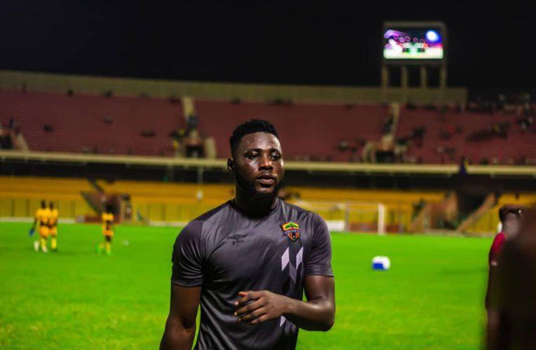 Richard Atta - Goal Keepe