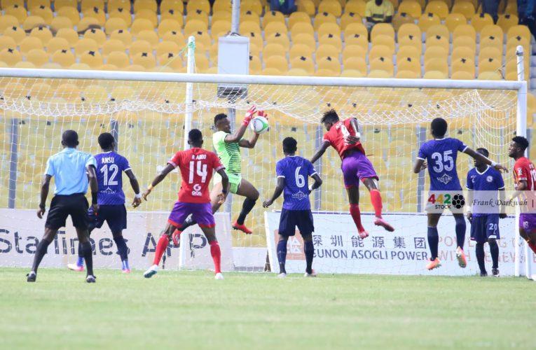 GPLWK27:Hearts beat Chelsea to go top; Allies shock Medeama